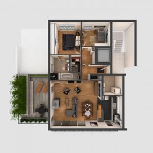 3D Grundriss in Bremen _ Kreatives Projekt (10)