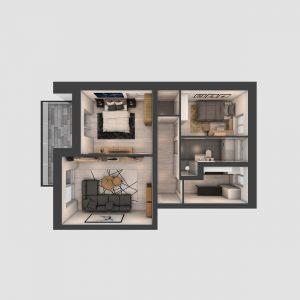 3D Grundriss in Bremen _ Kreatives Projekt (3)